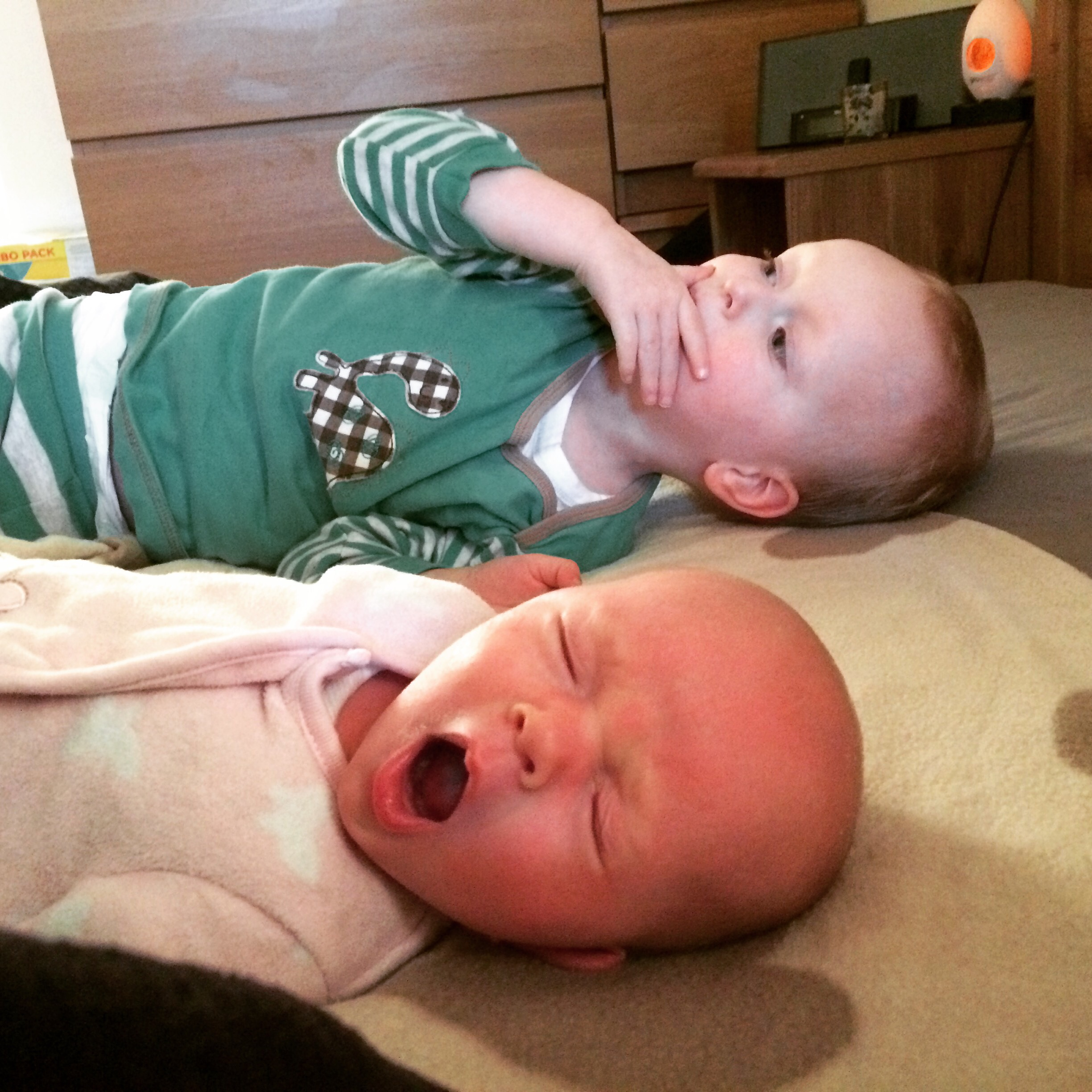 10 steps to getting through the day with littles when you are so tired that you want to cry