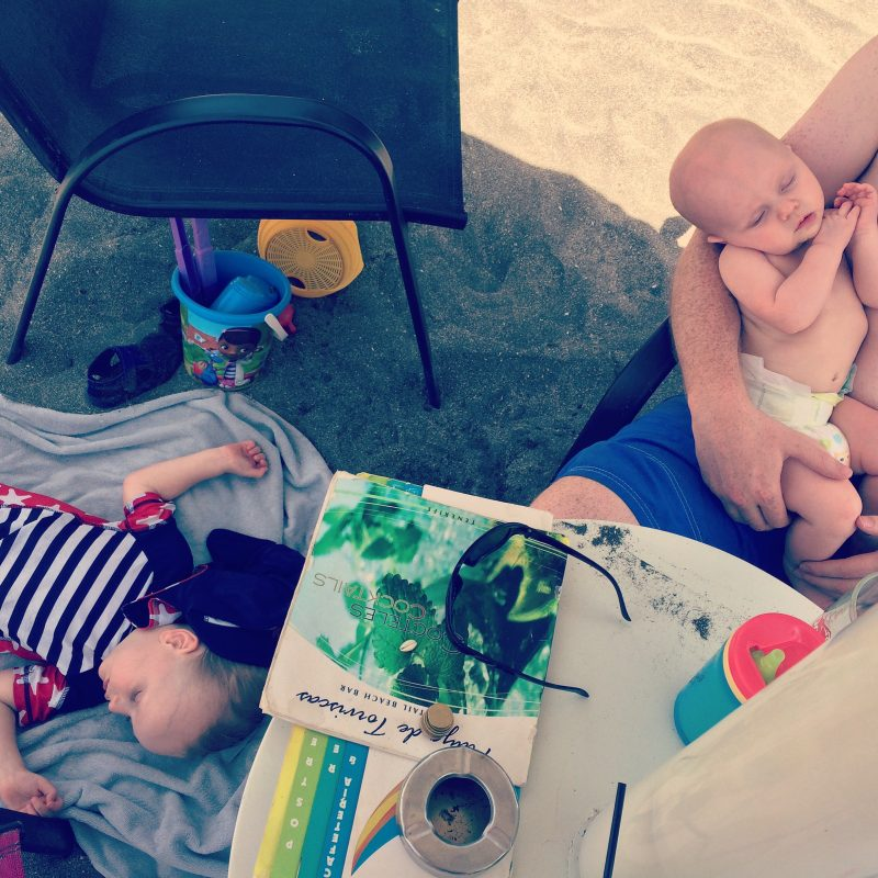 Why I think that having a second child isn't so much harder...