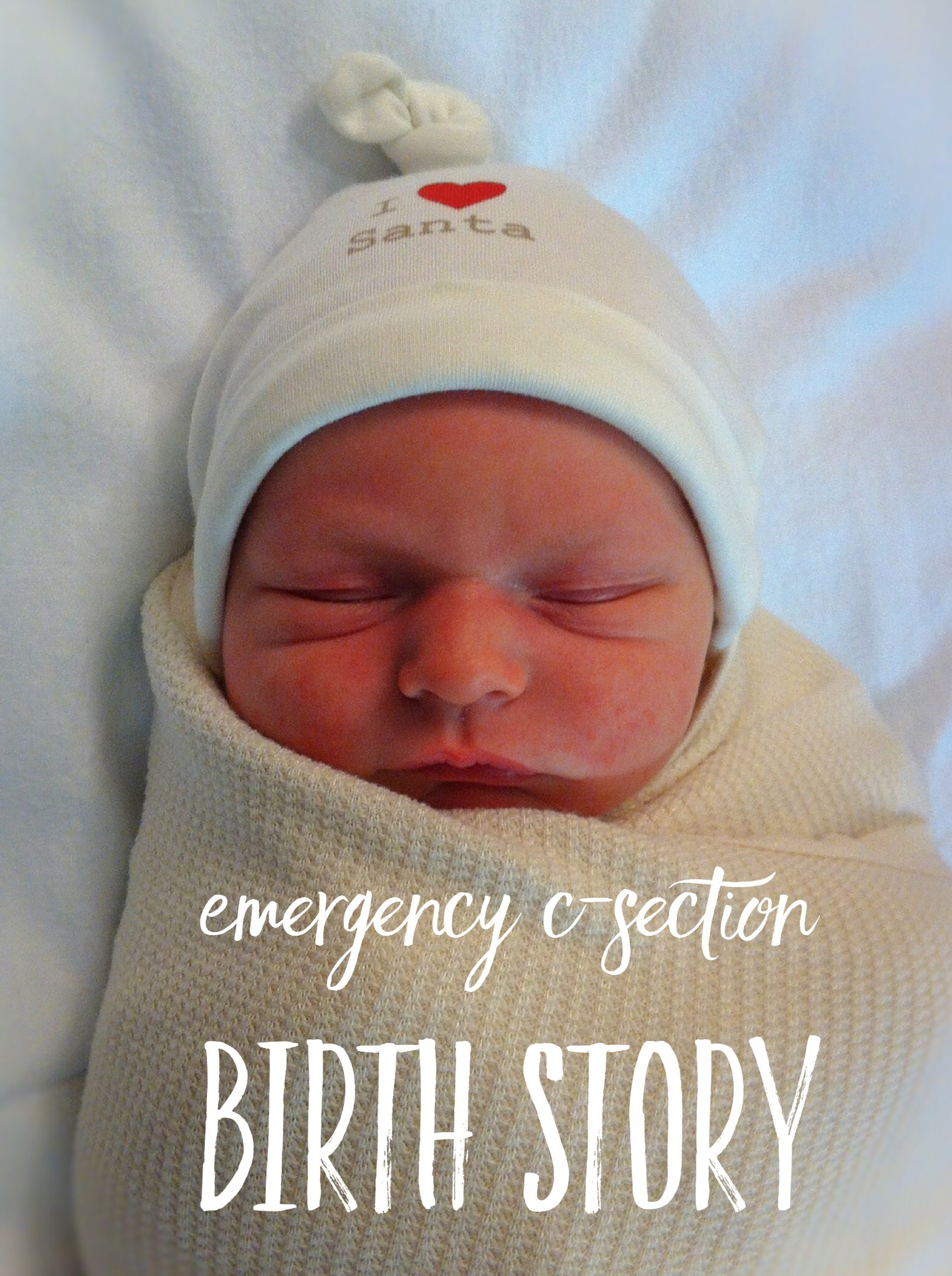 emergency c-section birth story
