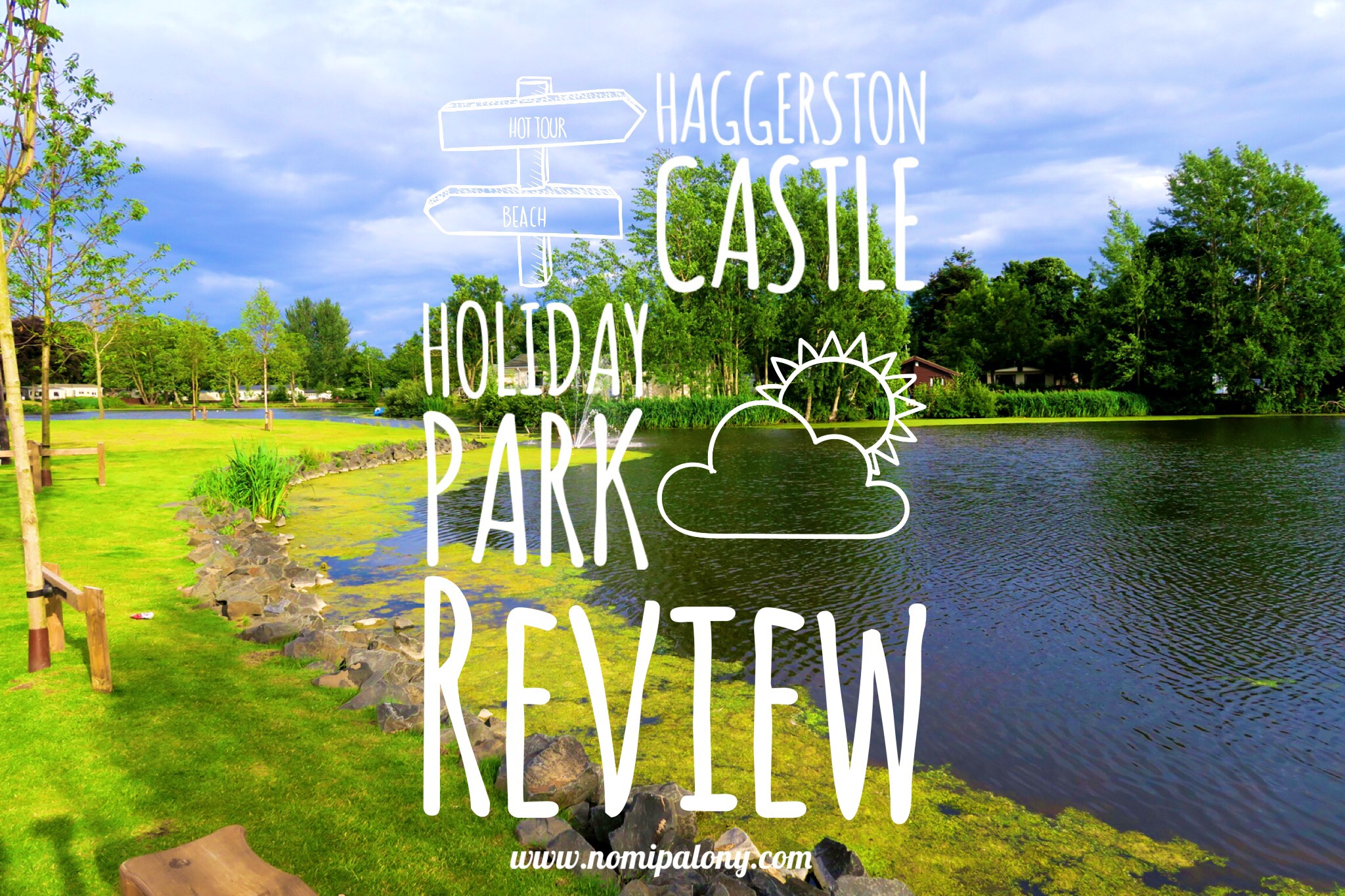 Family holiday review: Haggerston Castle Holiday Park, Berwick-upon-Tweed