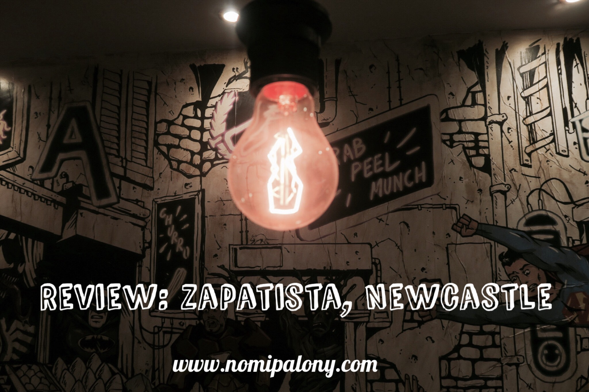 Review: Zapatista, Newcastle