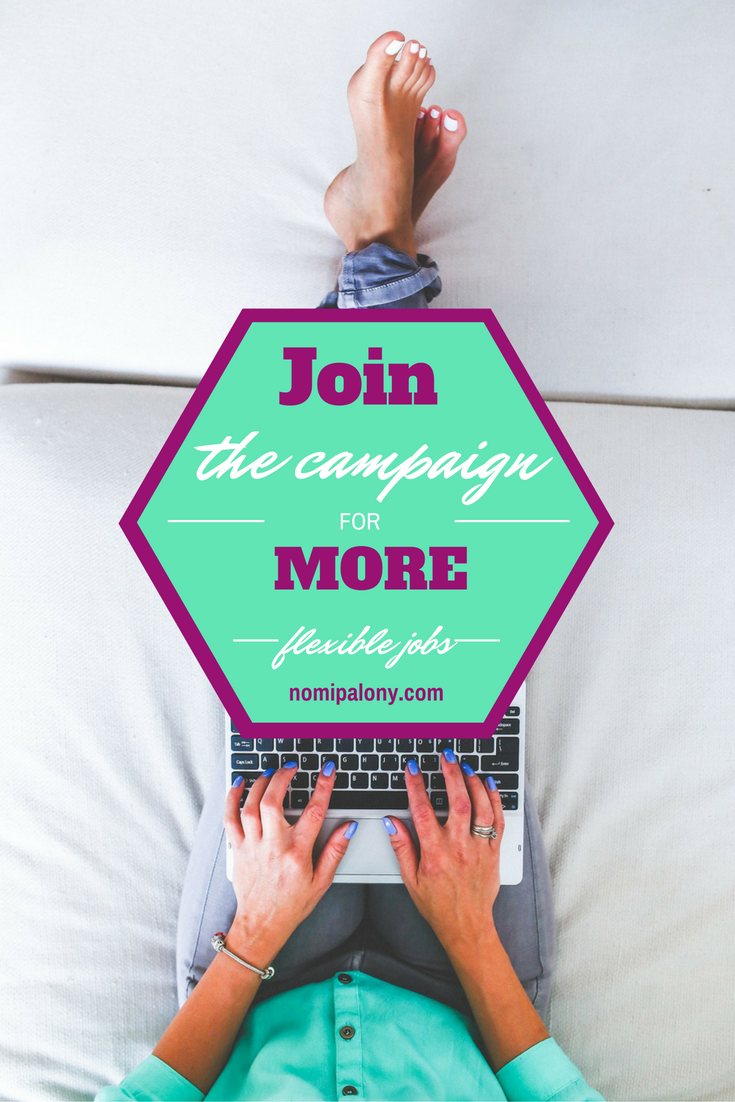 Join the campaign for more flexible jobs