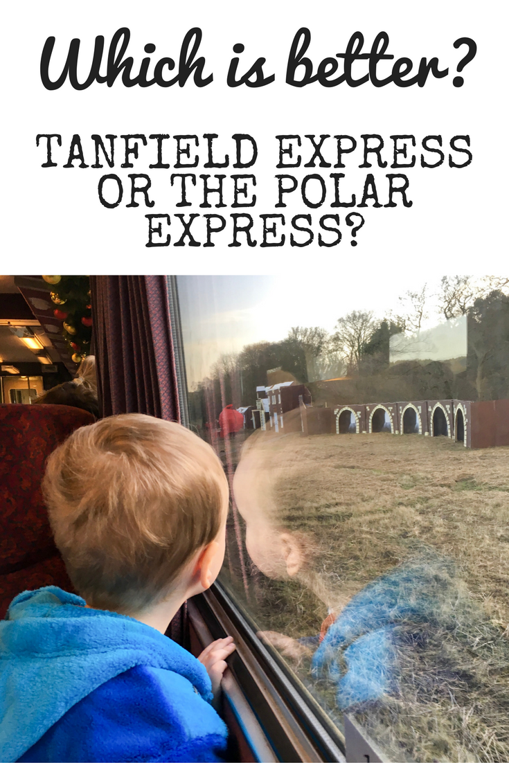 Which is better? Tanfield North Pole Express or the Polar Express?