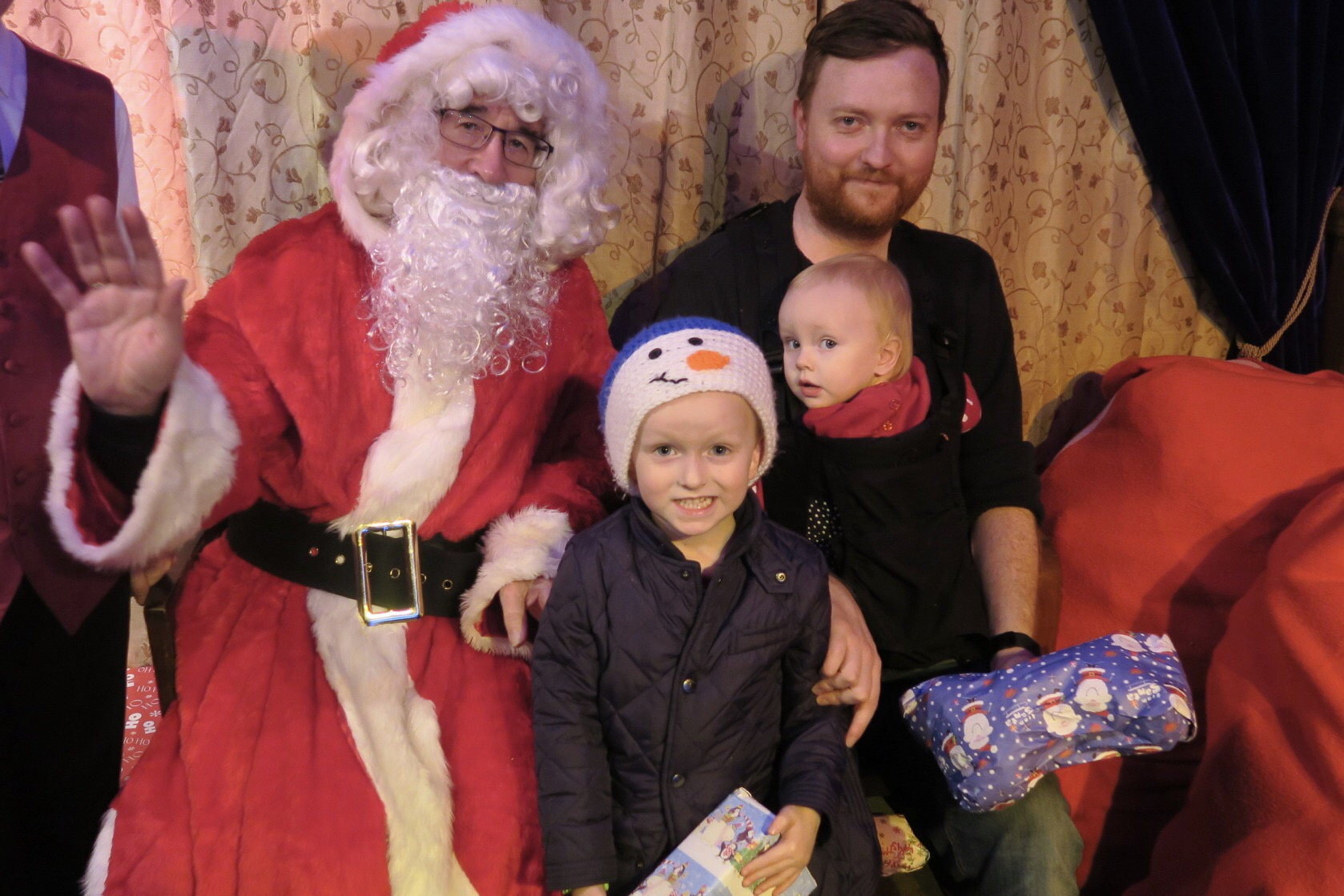 Is the Tanfield North Pole Express better than the Polar Express?