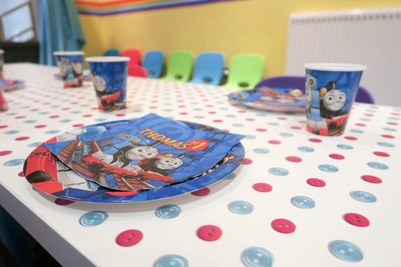 Review: Birthday parties at Role Play, Hebburn