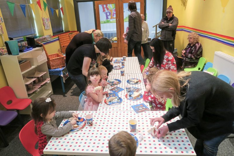 5th birthday party review, Role Play, Hebburn
