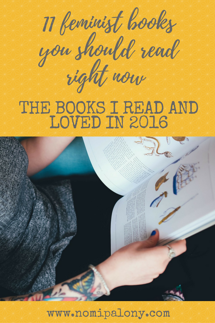 the books I read and loved in 2016