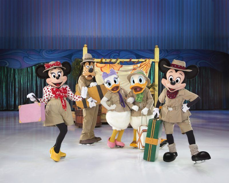 Disney on Ice Passport to Adventure Newcastle ticket giveaway
