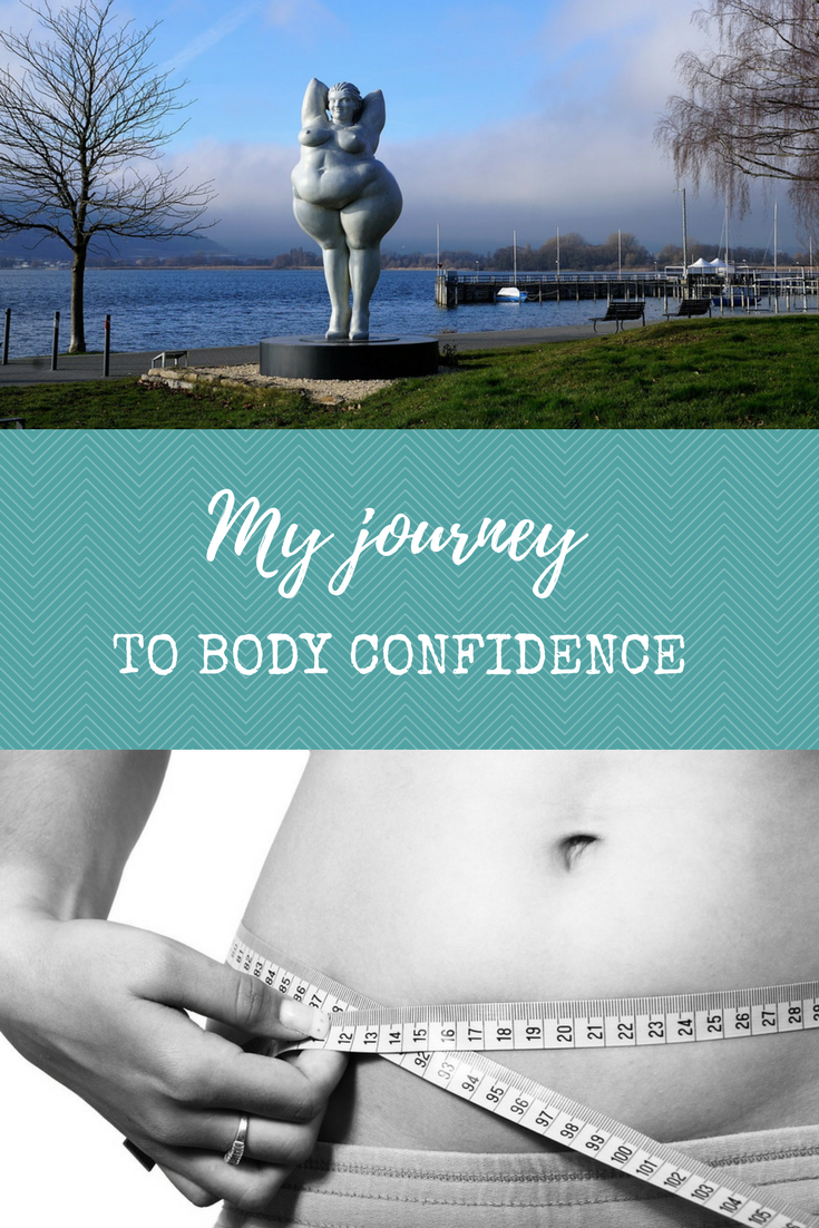 My journey to body confidence
