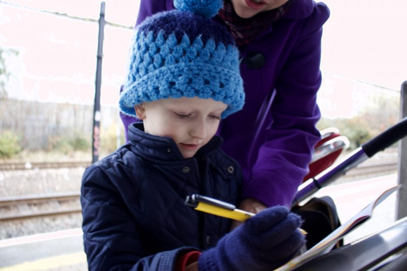 Things to do in Newcastle with kids at Christmas