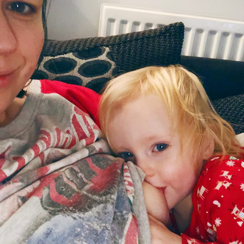 Continuing breastfeeding when you return to work