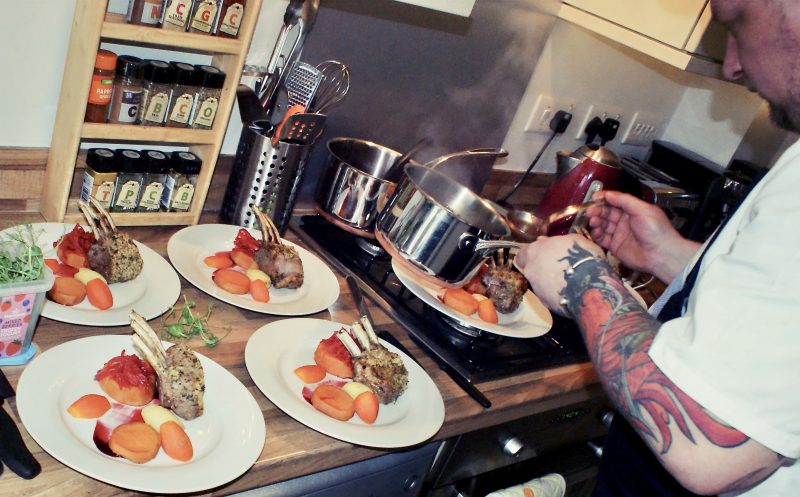 Have you ever wondered what it would be like to have a private chef cook for you in your own home? I review the private chef service from La Belle Assiette who have chefs all over the UK and Europe...