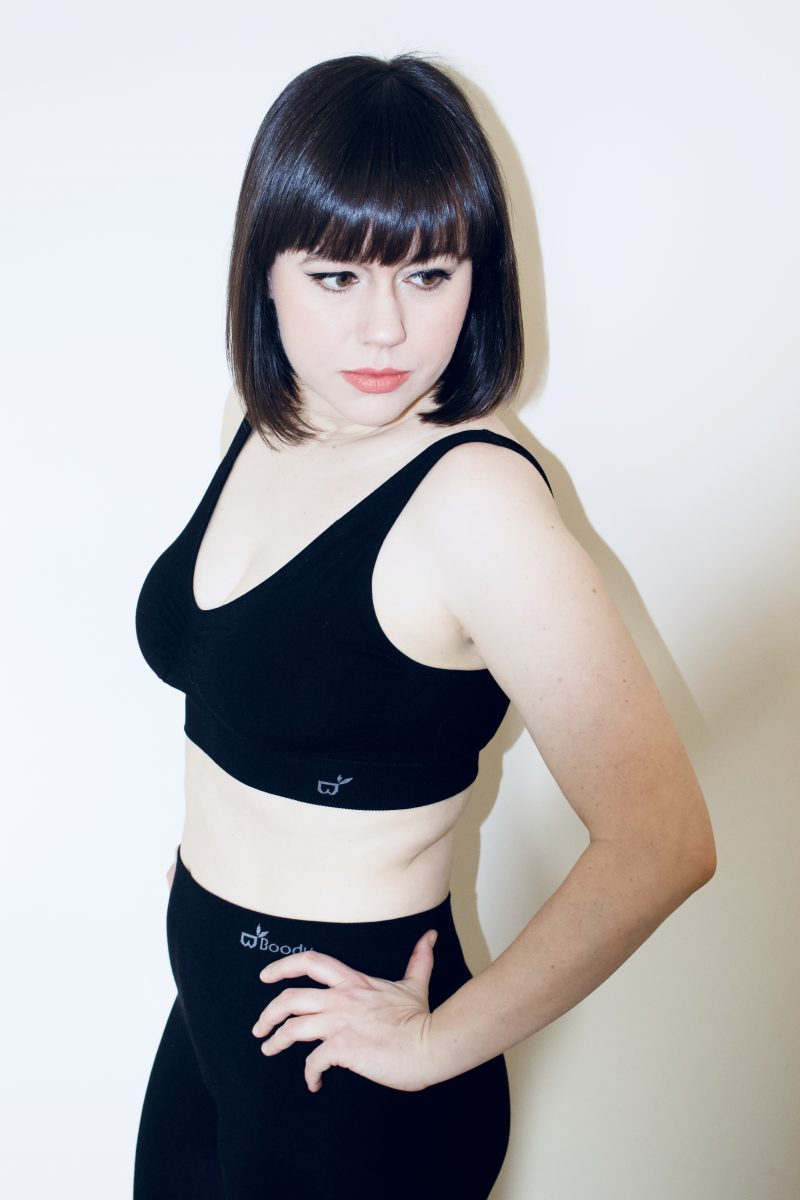 Body confidence with Boody