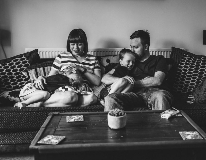 Capturing the end of the 'baby years' with Fiona Saxton Photography