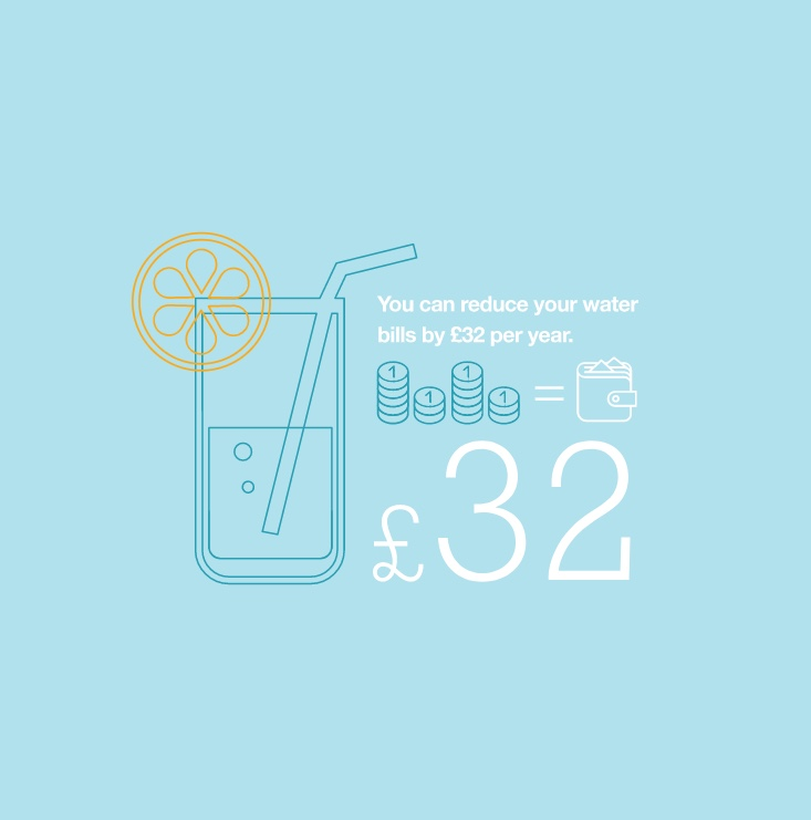 Washington residents - how to get a free water and energy saving visit worth £130 #ad