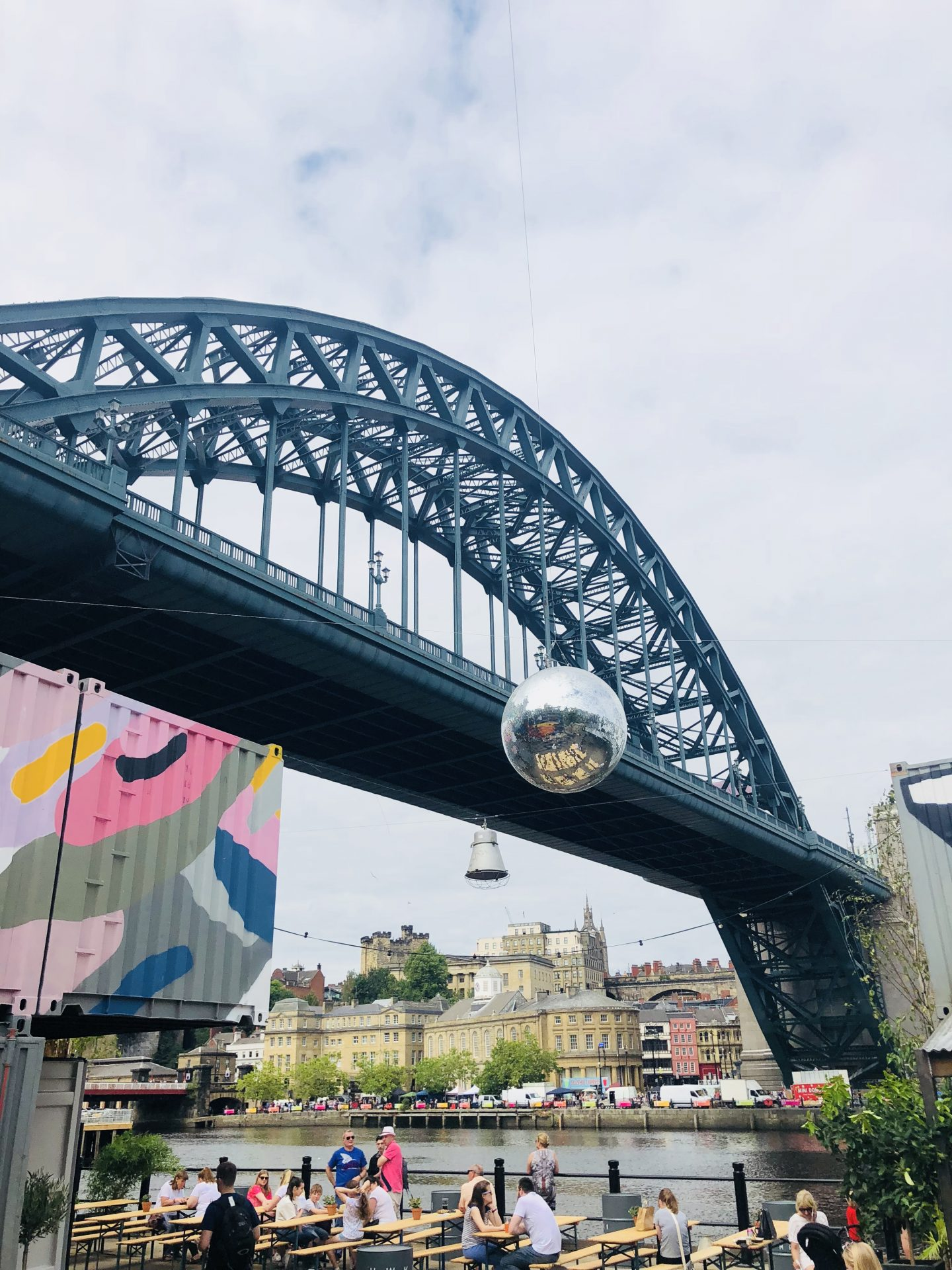 HWKRMRKT at By the River Brew Co Newcastle Gateshead review