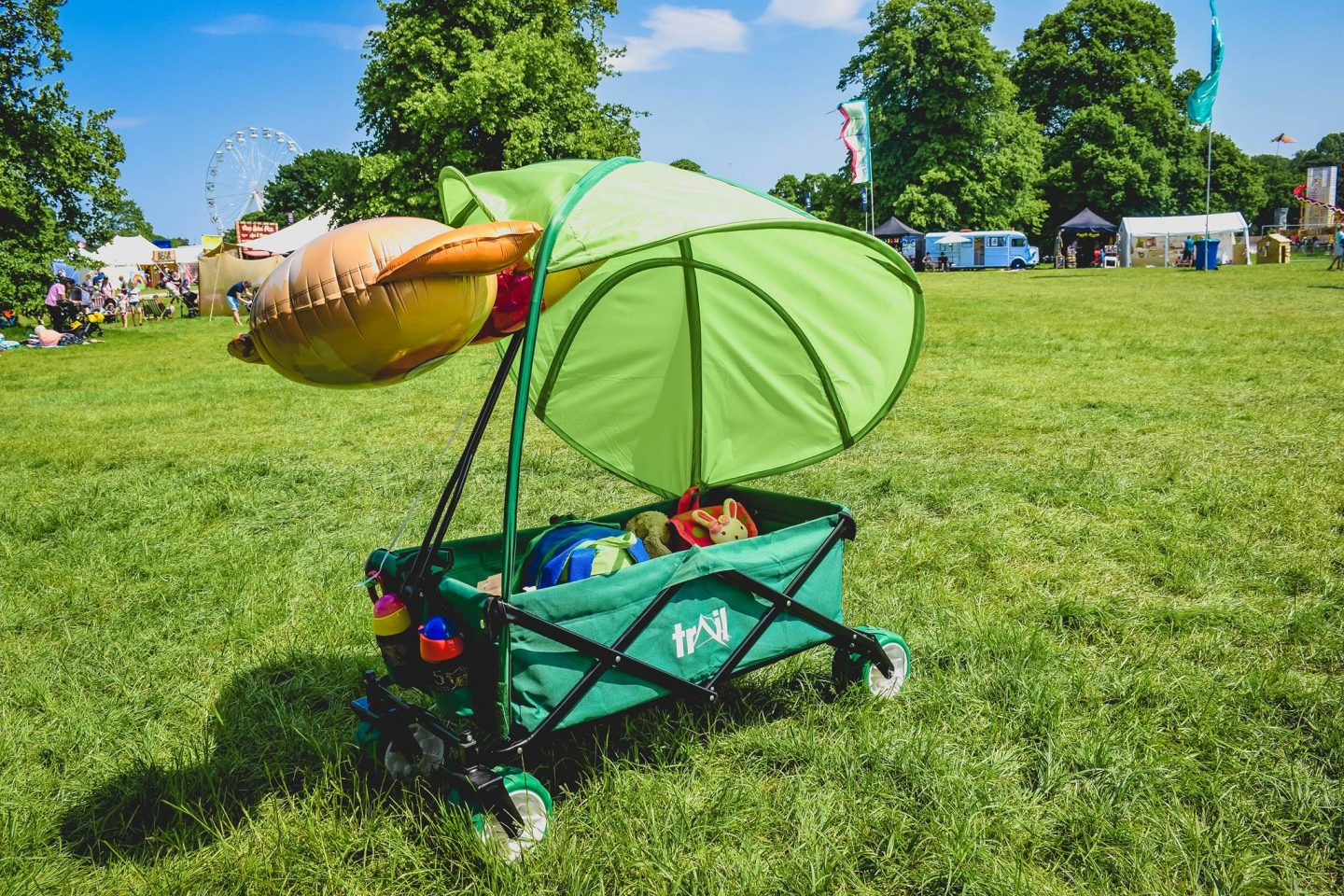 Festival wagons for kids - are they a good idea and which are the best?