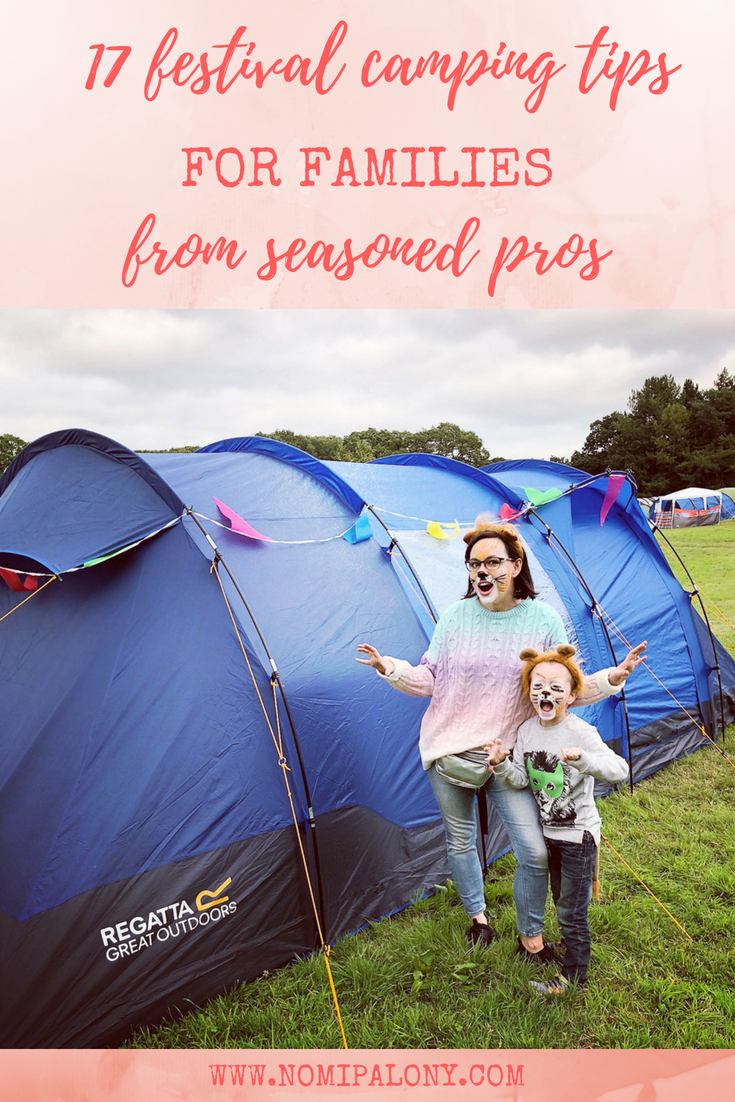 17 festival camping tips for families from seasoned pros