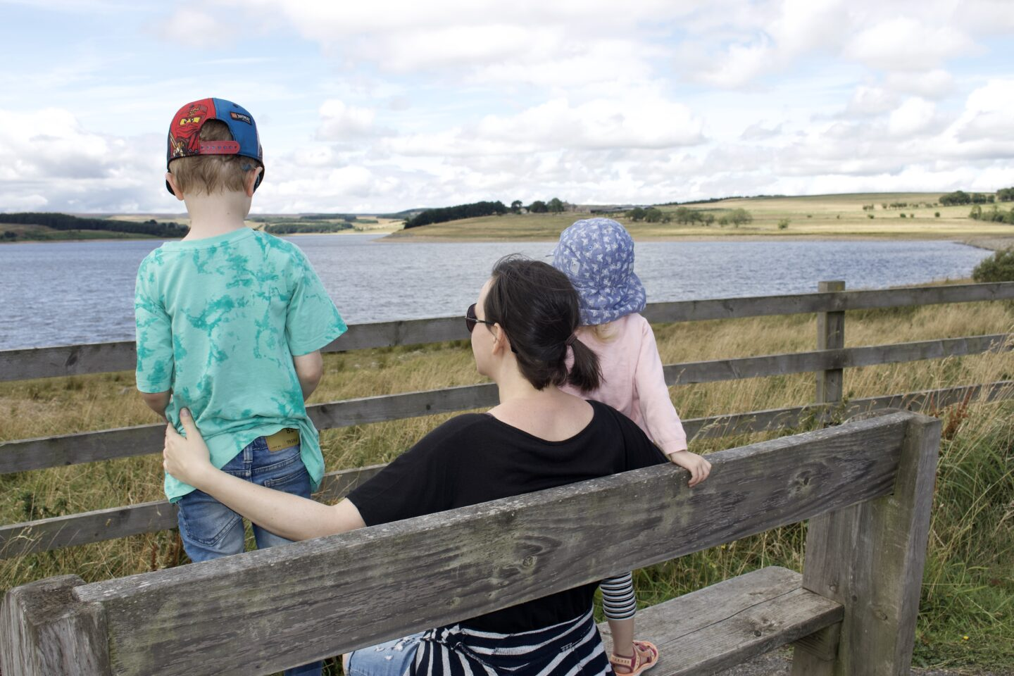 Free family day out at Derwent Waterside Park, Consett