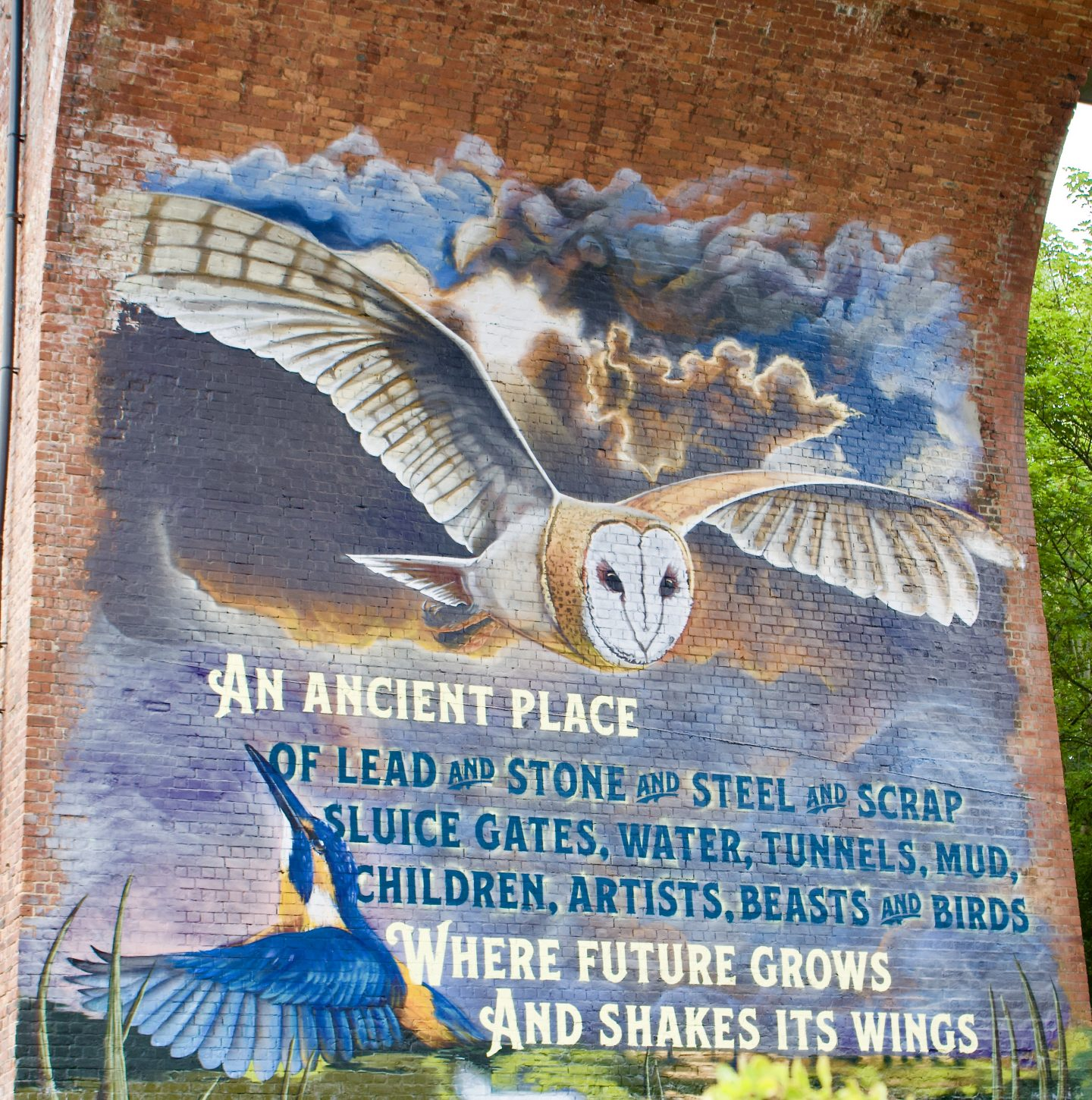 A cultural family day out at Ouseburn, Newcastle