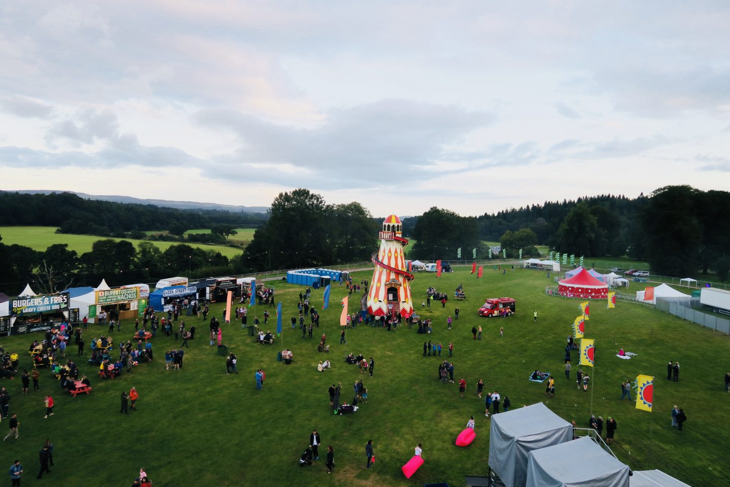 Electric Fields Festival 2018 - review for families