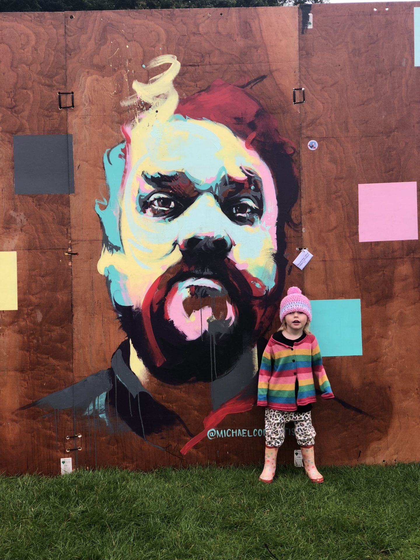 Electric Fields 2018 - family review