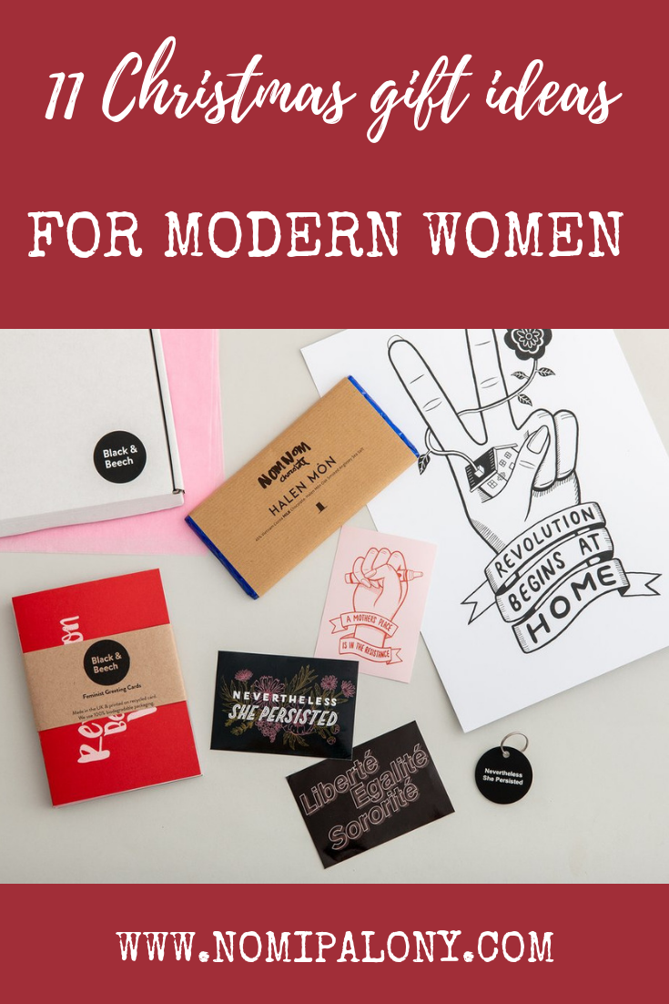 11 cool Christmas gift ideas for modern women