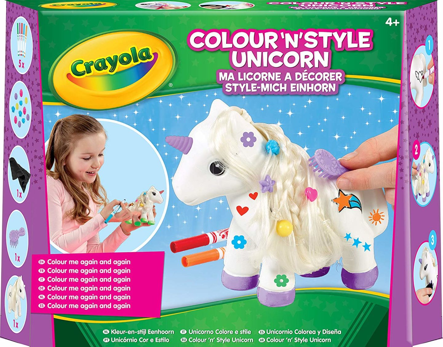 Gift ideas for 4 year olds