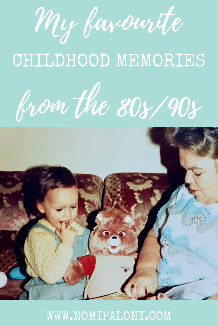My favourite memories of childhood pleasures in the 80s and 90s