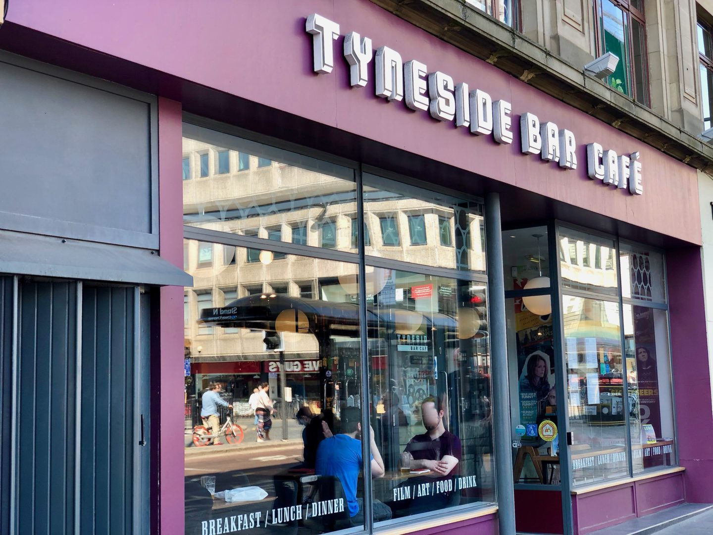 AD: Why Tyneside Cinema is great for families