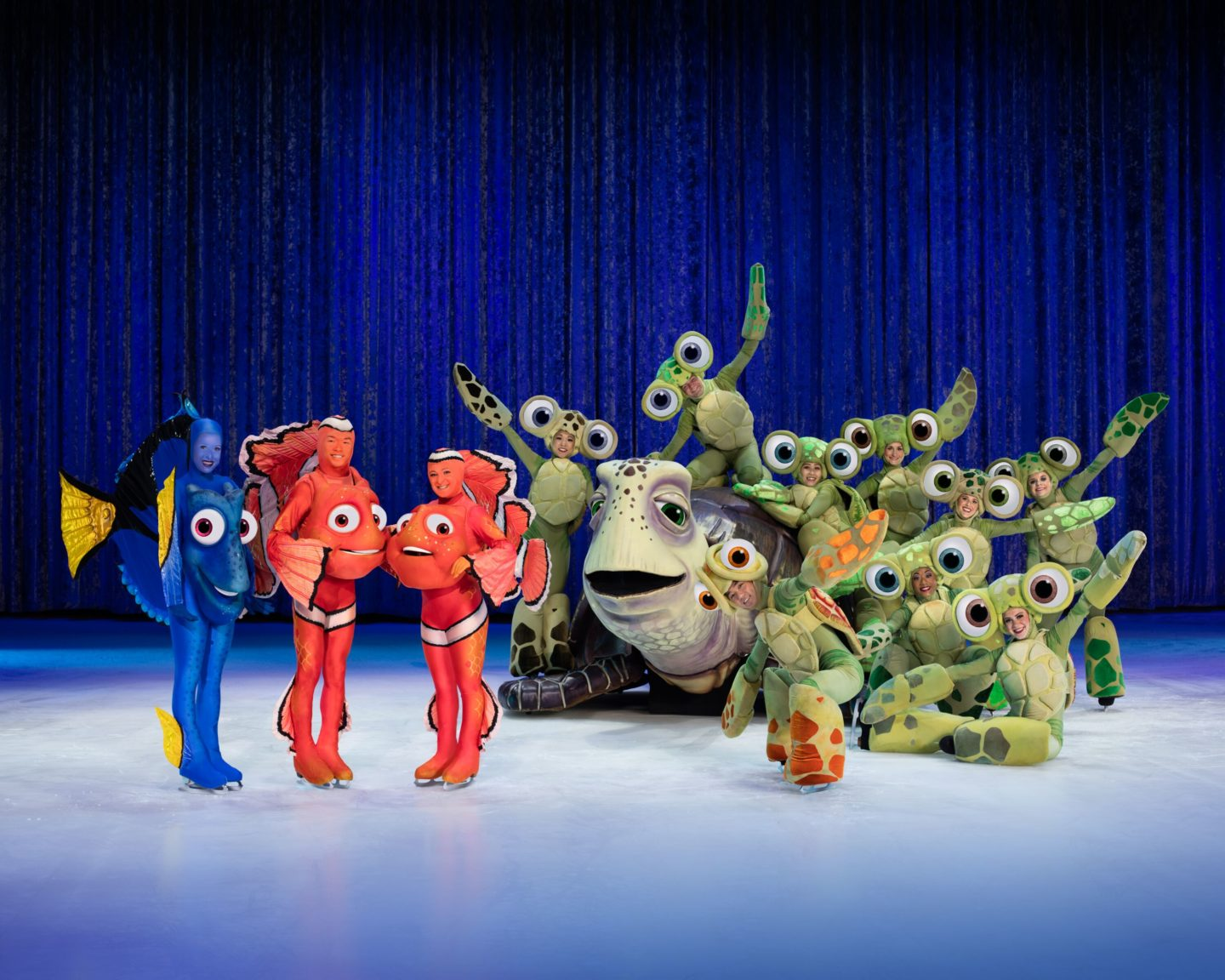 AD: Disney On Ice celebrates 100 Years of Magic