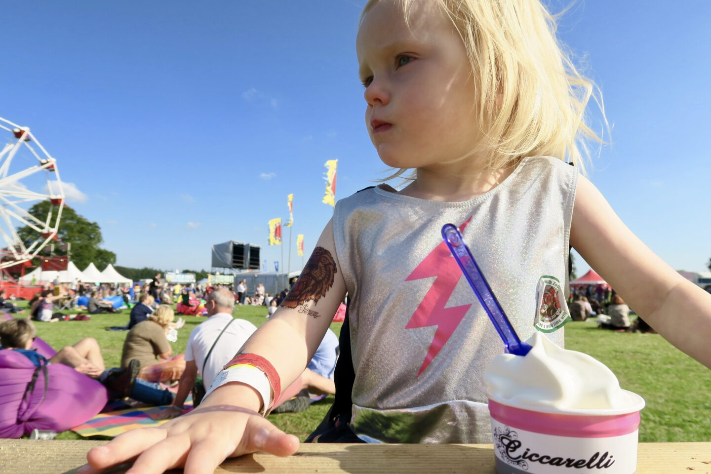 Top 5 family-friendly music camping festivals near North